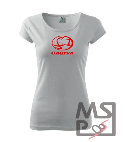 Dámske tričko MSP Cagiva