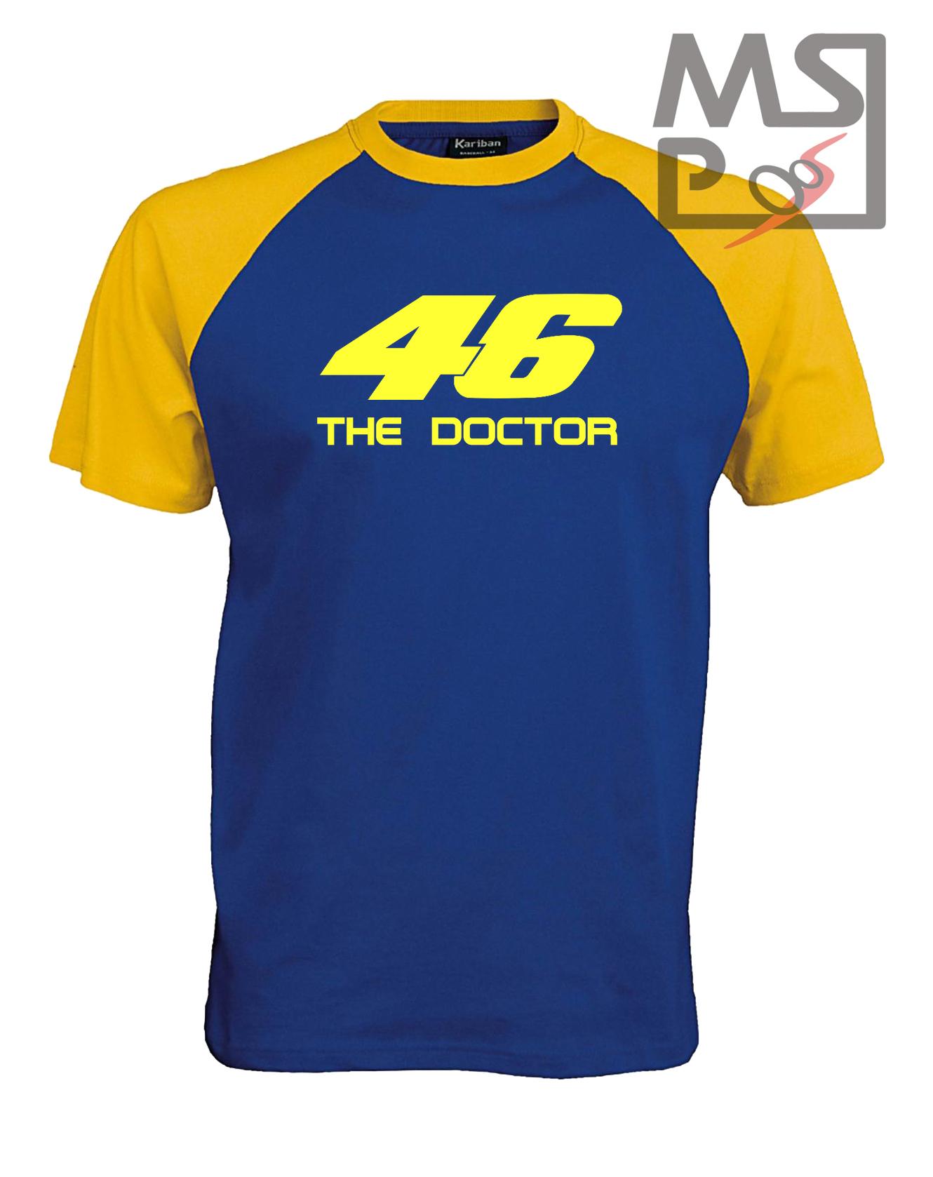 Pánske tričko s motívom The doctor