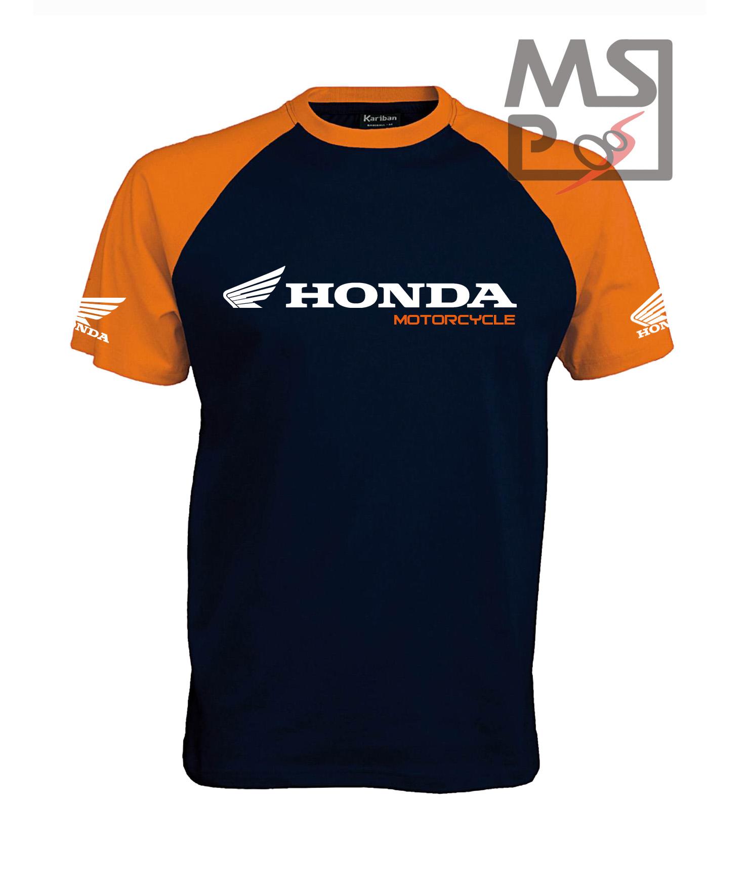 Pánske tričko s motívom Honda 02