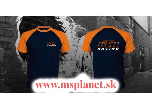 Tričko s motívom KTM 02