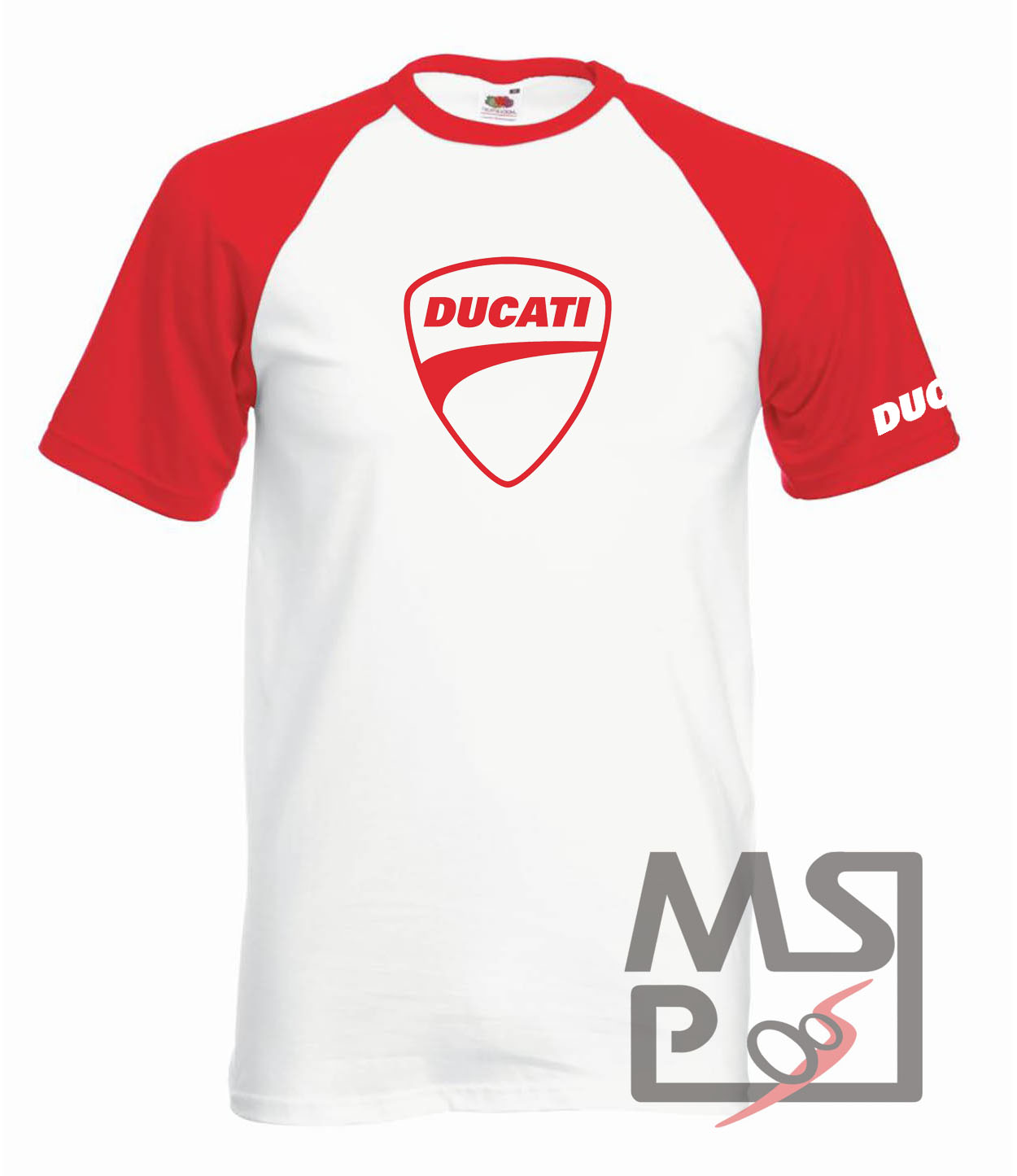 Pánske tričko Ducati