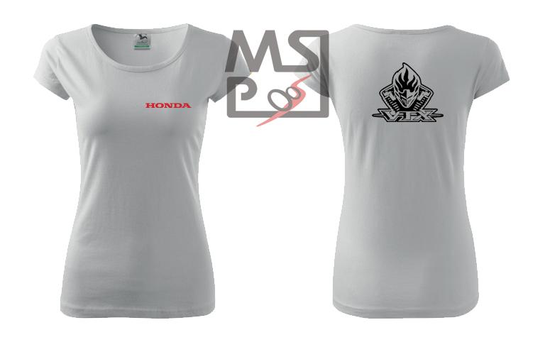 Dámske tričko MSP Honda VTX