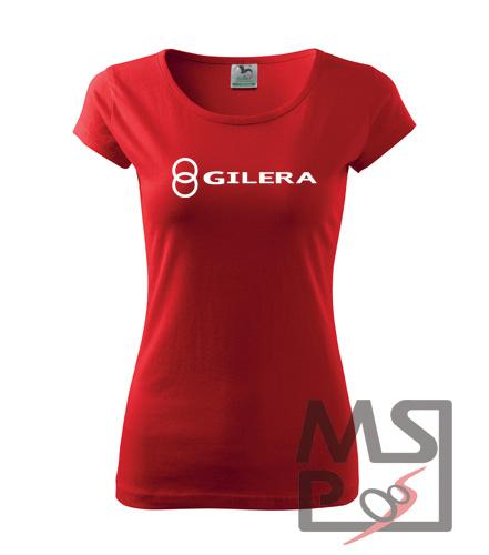 Dámske tričko MSP Gilera