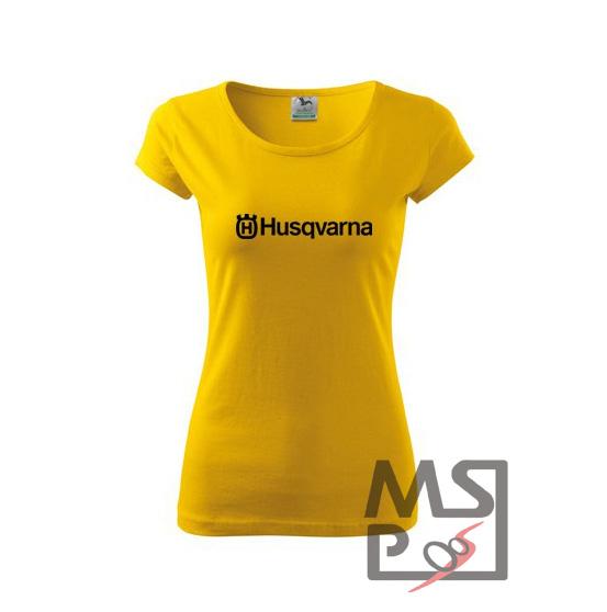 Dámske tričko MSP Husqvarna