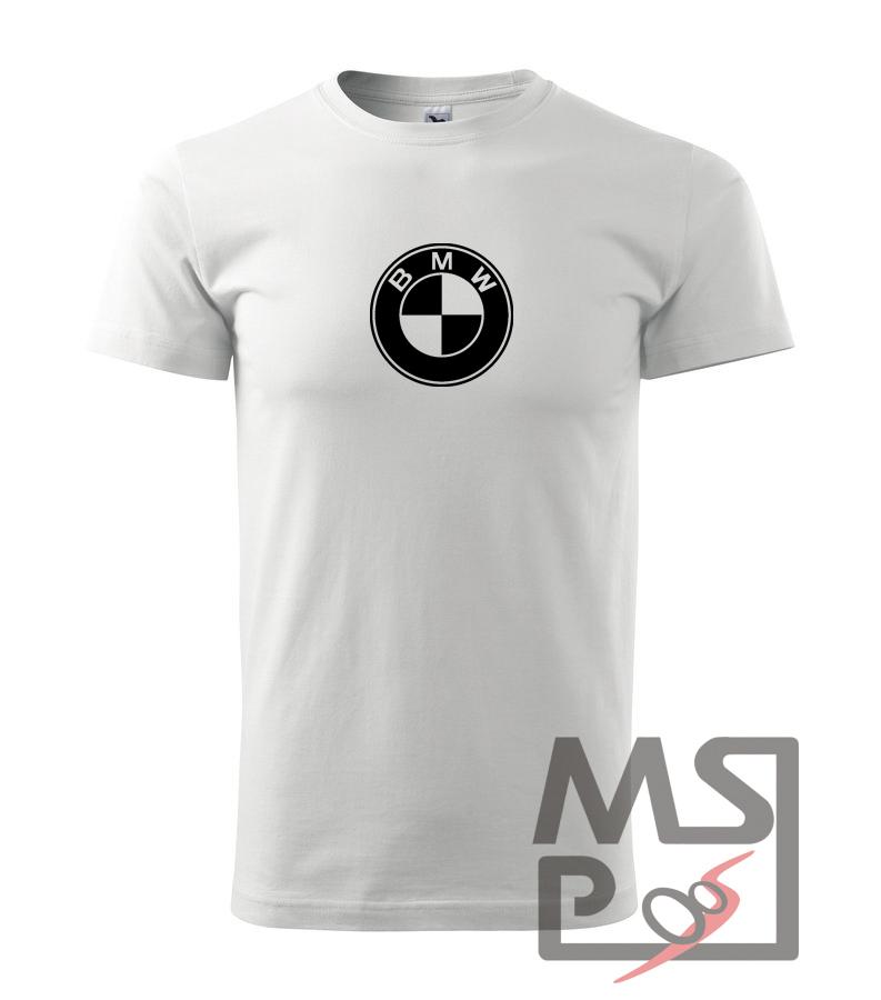 Pánske tričko s motívom BMW