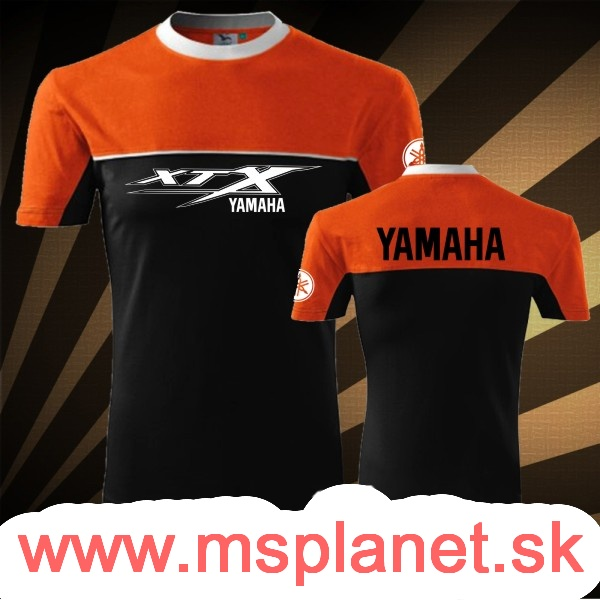 Tričko s motívom Yamaha XT