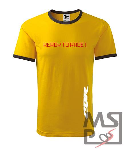 Pánske tričko s motívom Honda CBR