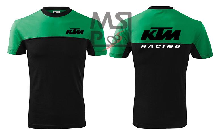 Tričko s moto motívom KTM Racing