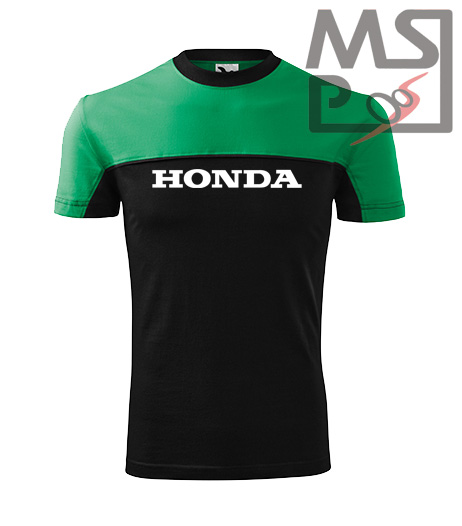 Pánske tričko s motívom Honda