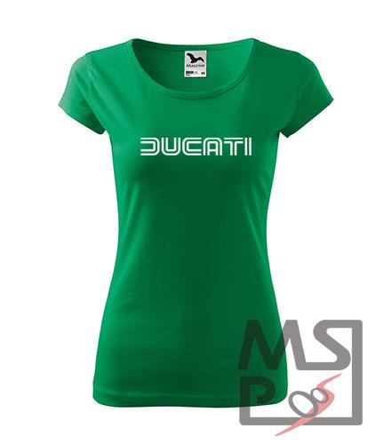 Dámske tričko Ducati